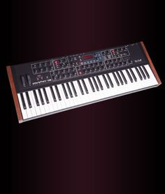8-voice analog synthesizer