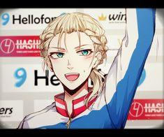YOIログ④ [4] ユーリ!!! On Ice, Yuri Plisetsky, Yuri On Ice, Fandoms, Anime, Fictional Characters, Friends, Authors, Amigos