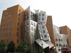 Stata Center (Massachusetts, EUA)