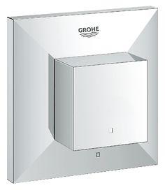 GROHE - Allure Brilliant Opbouwdeel 19796 000 - Allure Brilliant - Badkamerkranen - Voor je badkamer