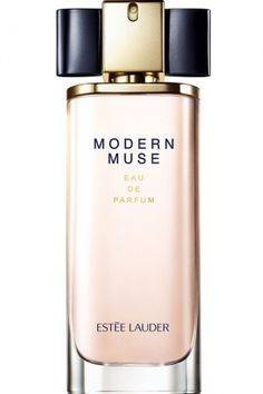 Modern Muse by Estée Lauder is a Floral Woody Musk fragrance with mandarin orange in the top. Tuberose, lily, dewy petals, honeysuckle, Sambac jasmine and Chinese Sambac jasmine absolute in the middle. Two types of patchouli, amber, musk, vanilla and woody notes in the base. - Fragrantica