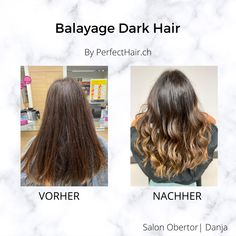 Gezaubert von unserer lieben Danja aus dem Shop Obertor! Winterthur, Dark Hair, Salons, Long Hair Styles, Beauty, Balayage Dark Hair, Lounges, Long Hair Hairdos, Long Haircuts