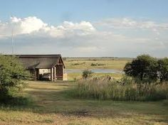 Kroonstad Free State, South Africa, Country Roads