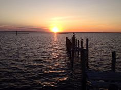 View of the Bay LBI Photo by Pamela Stetson