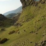Faerie 'Castle' & both spirals