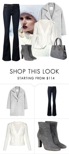 """""""Untitled #117"""" by jovana-p-com ❤ liked on Polyvore featuring DV, MANGO, Frame Denim, Alexander McQueen, L'Autre Chose, women's clothing, women's fashion, women, female and woman"""