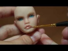 Sculpting a Young Fairy Video Preview by Apryl Jensen (aprylian)
