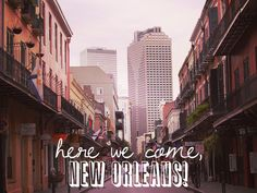 Want to hang out in New Orleans?