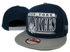 6.9$ NEW ERA NEW YORK YANKEES SNAPBACK HATS - DARK BLUE