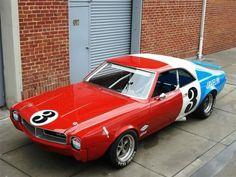 1968 AMC Javelin Trans-Am Race Car