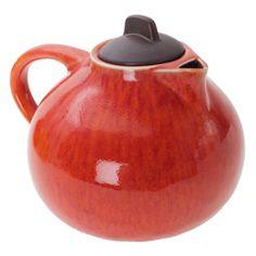 Tourron Large Tea Pot in Cherry