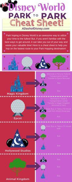 Top 10 Disney World Transportation Tips & Tricks - A Dash of Disney