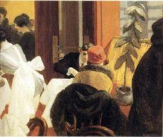 Edward Hopper - A pintura como gravação da emoção