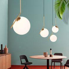 Dining Room Lighting, Bar Lighting, Interior Lighting, Direct Lighting, Lighting Ideas, Led Pendant Lights, Pendant Lighting, Pendant Lamps, Light Pendant
