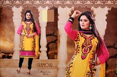 Latest yellow punjabi suit Yellow Punjabi Suit, Latest Punjabi Suits, Princess Zelda, Stuff To Buy, Character