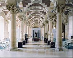 Le Louvre : département période Antiquité