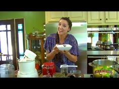 Shoshanna's Kitchen - Episode 92 - Fresh Coconut Ice Cream