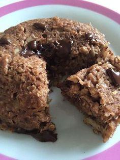 bowlcake chocolat cœur fondant chocolat