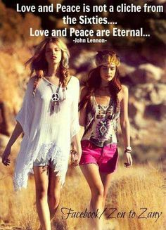 Love and Peace are the most important of all things!