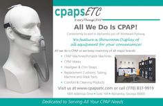 CPAPSETC.com - your source for sleep apnea and CPAP machines, masks and supplies.