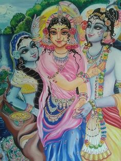 O Graceful Shri Radhey, I have a desire in my mind. Make me your girl friend, this will be my fortune