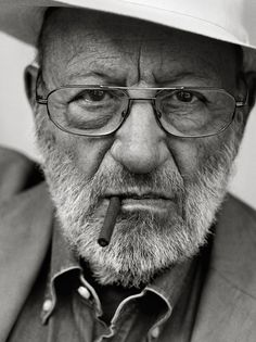 Umberto Eco  - by Robbie Fimmano, Interview mag Sept 2015