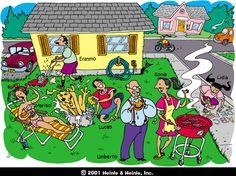 Cartoon Style Illustrations | Dave Sullivan The Illustrator