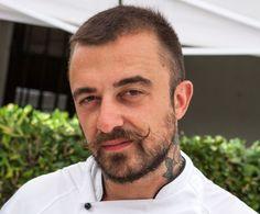 Uomini famosi (e non) con i baffi - Baffi Chef Rubio