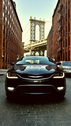 All-New 2015 Chrysler 200: On the Road with America's Import