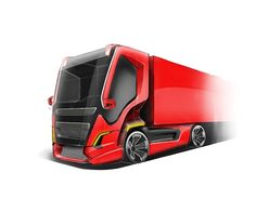"""Check out new work on my @Behance portfolio: """"truck"""" http://be.net/gallery/54897937/truck"""