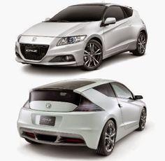 Gambar Honda CR-Z