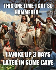 7160a9af1ee86205ef4236c3ac2c065f story time the story my @grindr account that was banned they can't take jesus jokes,Easter Memes Jesus