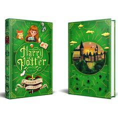 PRE-ORDER Harry Potter Dust Jackets
