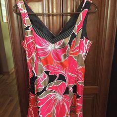 Nine West Floral Dress