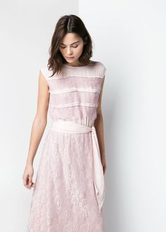 Sleeveless flowy long dress with floral mesh double-layer. Summer Dresses, Maxi Dresses, Flower Girl Dresses, Wedding Dresses, Inspiration, Clothes, Dress Ideas, United Kingdom, Women