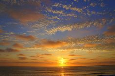 Sunset @ Sunset Cliffs San Diego