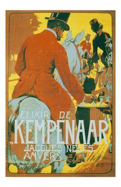 Elixir de Kempenaar Prints by Adolfo Hohenstein at AllPosters.com