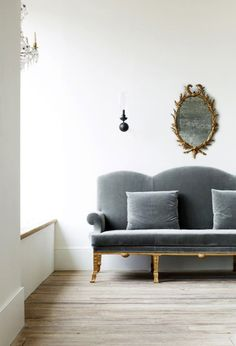 settee. as pretty as it sounds. / sfgirlbybay