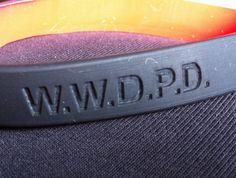 WWDPD Bracelets of Awesome by MercMerch. #etsy