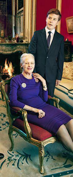 Danish RF: Prince Christian on Queen Margrethe's birthday photos Denmark Royal Family, Monaco Royal Family, Danish Royal Family, Prince Felix Of Denmark, Prince Christian Of Denmark, Princess Estelle, Crown Princess Mary, Christian Ix, Prince Frederick