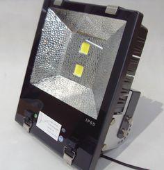 LED Flutlicht Modell 2013 100W - www.led-smd-shop.de