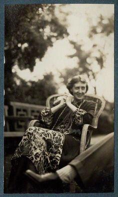 ►Virginia Woolf, junio de 1926