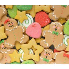 Sugarbelle Bitten Gingerbread Men