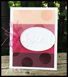 Pink Buckaroo Designs: Tutorial Bundle Design Team Blog Hop: Lovely Words