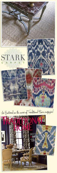 Indochine sisal carpet - Charlotte Moss for Stark