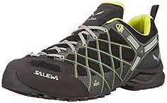 Salewa Mens Wildfire S GTX Shoes Black  Ciitro 10  Etip Lite Gripper Glove Bundle *** Check out the image by visiting the link.