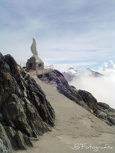 La Virgen de Las Nieves,Pico Bolivar,Merida,Venezuela.