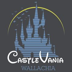 "I survived Dracula's castle and all I got was this ""The Horrible-est Place on Earth"" T-shirt! Alucard Castlevania, Castlevania Netflix, Geeks, Castlevania Wallpaper, Real Vampires, Video Game Art, Sci Fi Fantasy, Videogames, Funny"