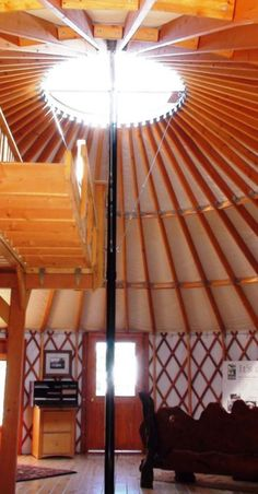 Colorado Yurt Company: The Alpine Winter Stout is Our Strongest Yurt