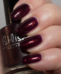 Lacky Corner: Reader's Choice - Pahlish La Belle Endormie 7 Nail Polish Sale, Corner, How To Apply, Nails, Finger Nails, Ongles, Nail, Nail Manicure